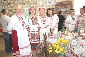 «Сябры Беларуси» бережно хранят национальные традиции
