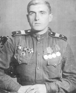 Николай Лазаревич Моисеенко