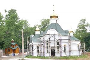 День за днем храмовый комплекс становится ближе к открытию для прихожан