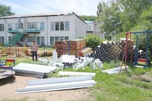 В планах после обновления крыши и окон – капитальный ремонт фасада