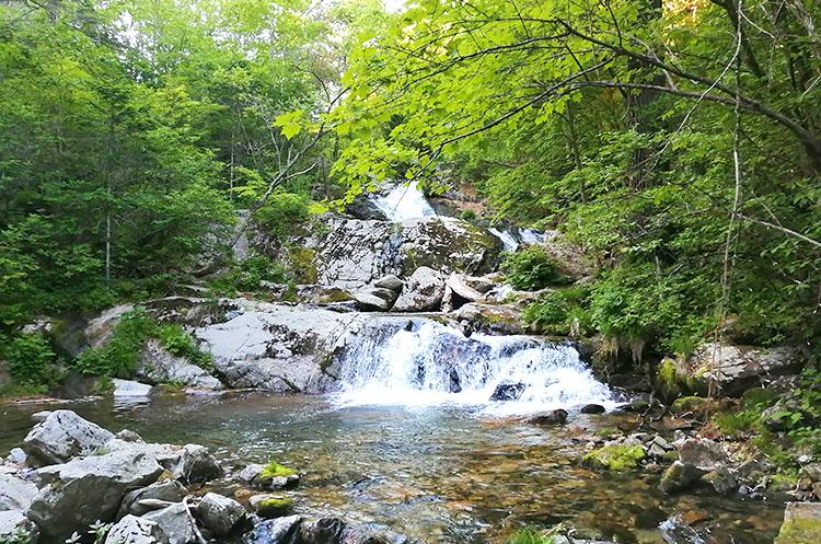 Водопад Ворошиловский
