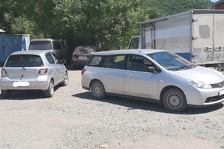 ДТП на улице Калинина