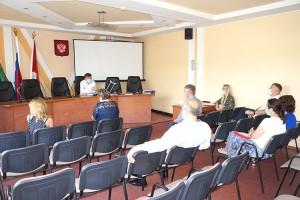 В очередной раз не удалось провести заседание Думы округа