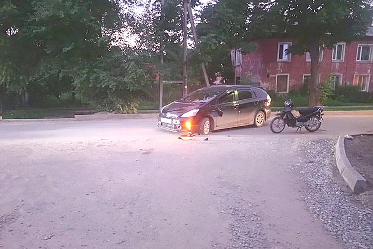 В ДТП на Чкалова пострадал пешеход