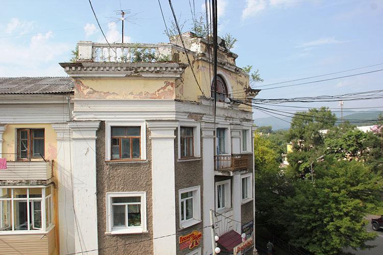 Начиная с 2021 года, в Партизанске обновят фасады 34 зданий