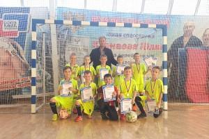 Серебряные призеры кубка «Юношеской лиги» - команда из Лозового