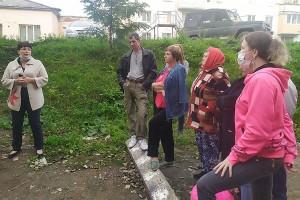 Сотрудники компании провели встречи с жильцами всех домов