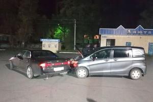 ДТП на улице Вокзальной