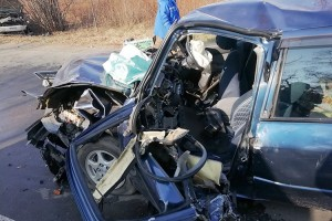 В ДТП на Партизанской пострадали пять человек