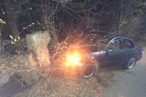 В ДТП на улице Партизанской пострадал пассажир