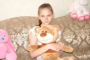 Алена – девочка рассудительная и спокойная
