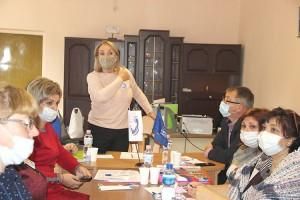 Часто в работе с семьями общественникам помогает личный опыт