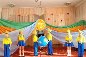 Первое место – у команды «Эколята» из детского сада №1