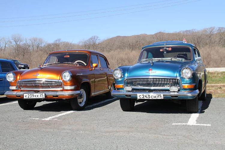 «Волга» и «Жигули» - самые популярные модели у коллекционеров