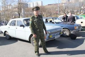 Александр Редлих - любитель автостарины