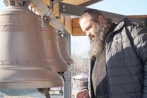 Скоро прихожане услышат перезвон колоколов на праздничной службе