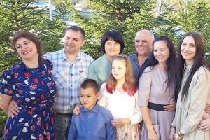 Царэ - дружная семья, неравнодушные, активные жители округа