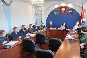 Депутатам удалось принять бюджет округа на 2021 год
