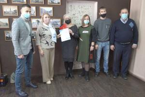 Традиционная встреча в редакции газеты «Вести» в День российской печати