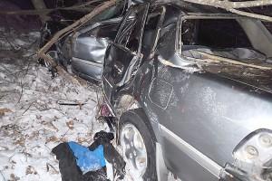 В аварии на Партизанской пострадали три человека