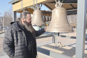 Звонницу освятят после праздничной службы