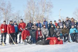В Партизанске любителей русского хоккея набралось не на одну команду