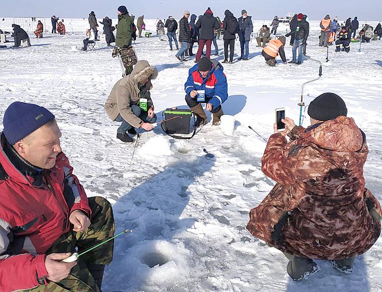 В фестивале приняли участие более 600 рыбаков