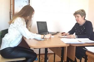 В школе №6 собеседование по русскому языку прошли 78 учеников