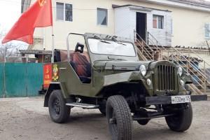 ГАЗ-64 - точная копия знаменитого американского «Виллиса»