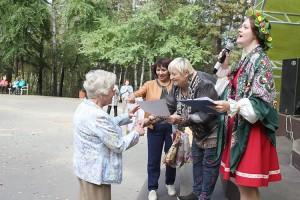 Забота о старшем поколении - одно из направлений работы