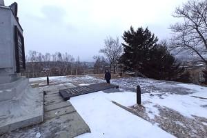 Одна из заявок – по обустройству видовой площадки у мемориала «Партизанская слава»