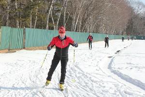 Лучшие лыжники войдут в сборную ПГО для участия во Всероссийской гонке «Лыжня России»