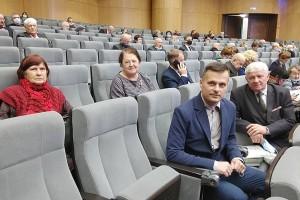 Делегация из Партизанска на краевой отчетно-выборной конференции
