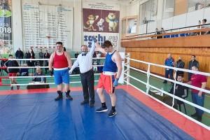 Данил Анашкин победил с явным преимуществом