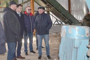 Завод по переработке ТБО должны ввести в эксплуатацию уже в июне