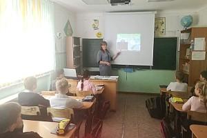 Необычный урок истории для учеников Екатерины Косолаповой