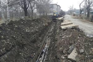 Реконструкция водопроводных сетей продолжится летом