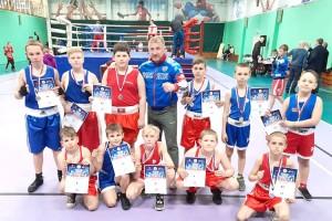 У наших боксеров - четыре золотых и семь серебряных медалей