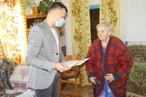 В гостях у Ольги Моисеевны