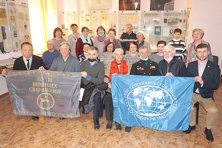 Многие из участников встречи помнят расцвет угольной промышленности Партизанска