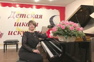 Свою жизнь Наталья Педешева посвятила искусству и детям