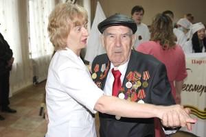Вальс Победы для ветерана Данилы Терентьевича Мигунова