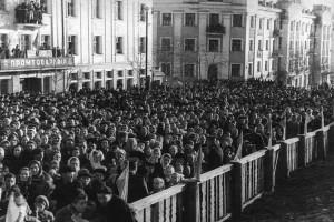 25 октября 1957 года состоялось открытие памятника Сергею Лазо