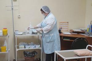 В Лозовом вновь работают процедурный кабинет и дневной стационар