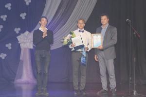 Награда «За достижения в общественной деятельности» - Антону Мосиенко