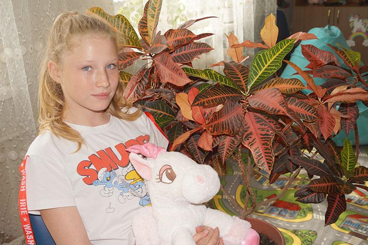 Дарья – девочка доброжелательная и воспитанная