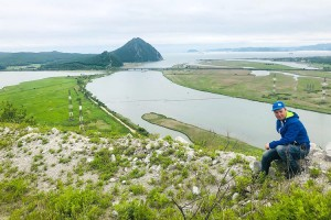 От Сучана до Байкала хочет пройти Евгений Хамов