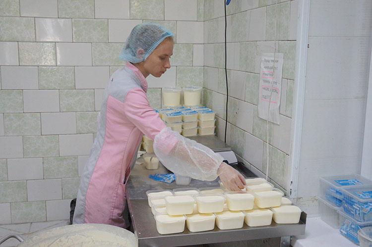В ООО «КХ Бархатное» производят более 30 видов продукции