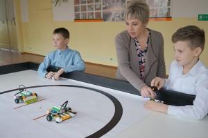 С нового учебного года в школе №2 робототехника появится на уроках труда