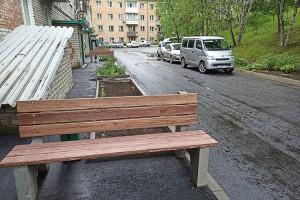 Завершаются работы на Булгарова, 13 и 15